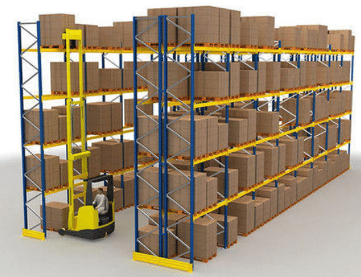Warehouse Racking System | Catalina Material Handling